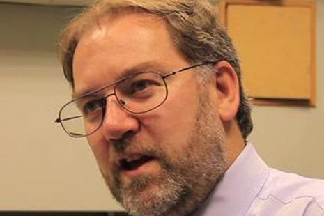 Professor Robin Grimes FRS FREng