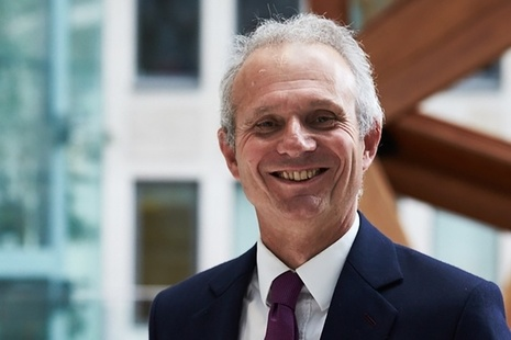 David Lidington CBE MP