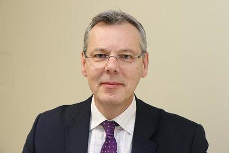 Peter Jones CMG