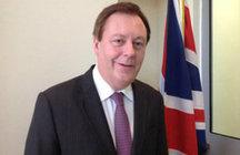 Frank Baker CMG OBE