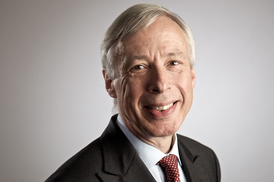 The Rt Hon Earl Howe