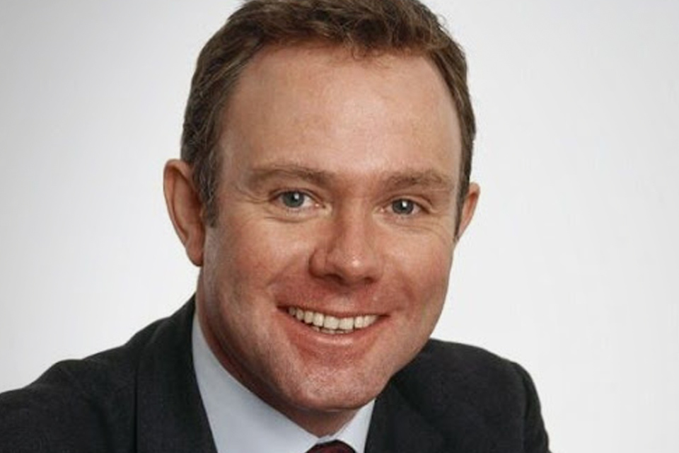 The Rt Hon Nick Herbert
