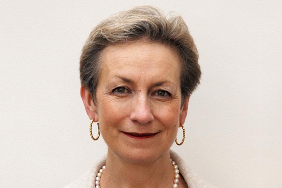 Dame Judith Macgregor DCMG, LVO