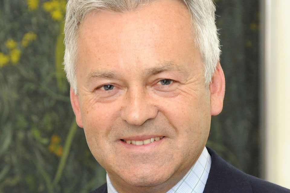 The Rt Hon Sir Alan Duncan MP
