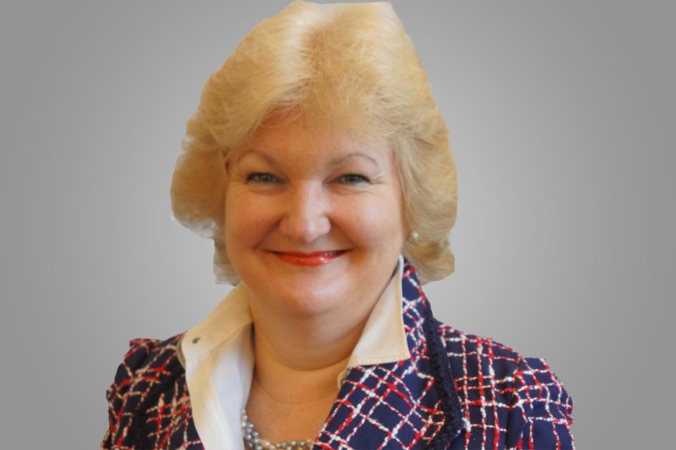 Dr Felicity Harvey CBE