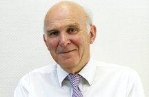 The Rt Hon Dr Vince Cable