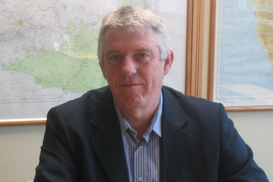 Dr Phil  Evans CBE