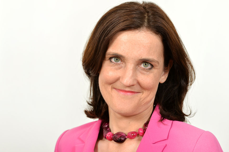 The Rt Hon Theresa Villiers