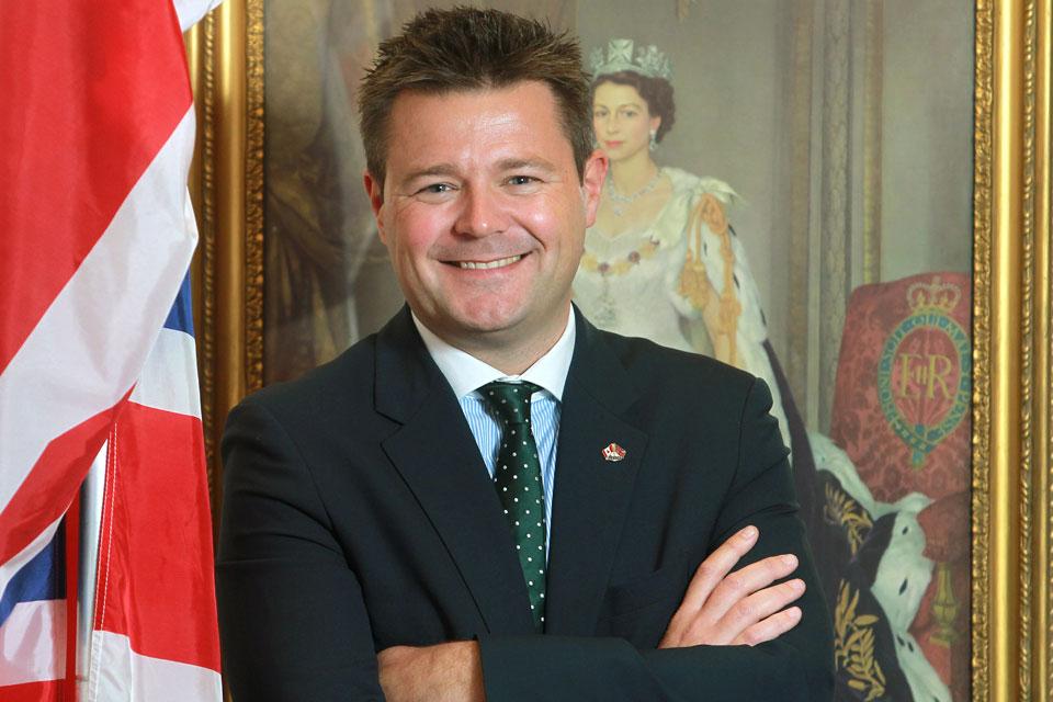 Tony Kay OBE