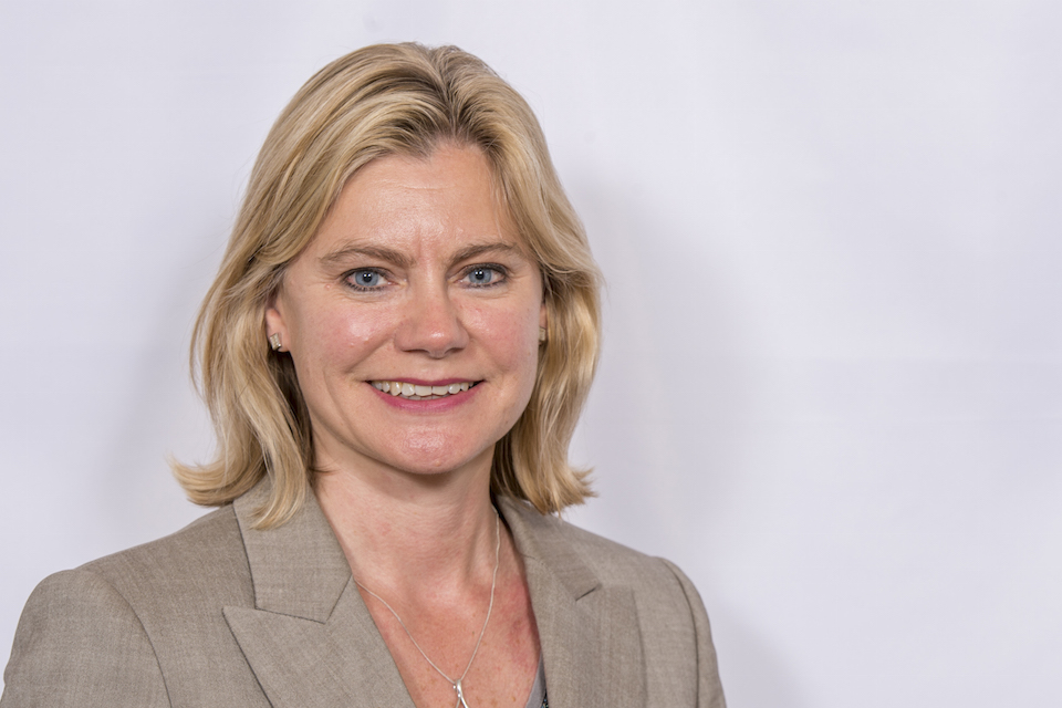 3b0e2eb1e6 Justine Greening: The world cannot wait for women's empowerment - GOV.UK