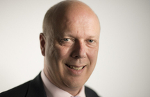 The Rt Hon Chris Grayling