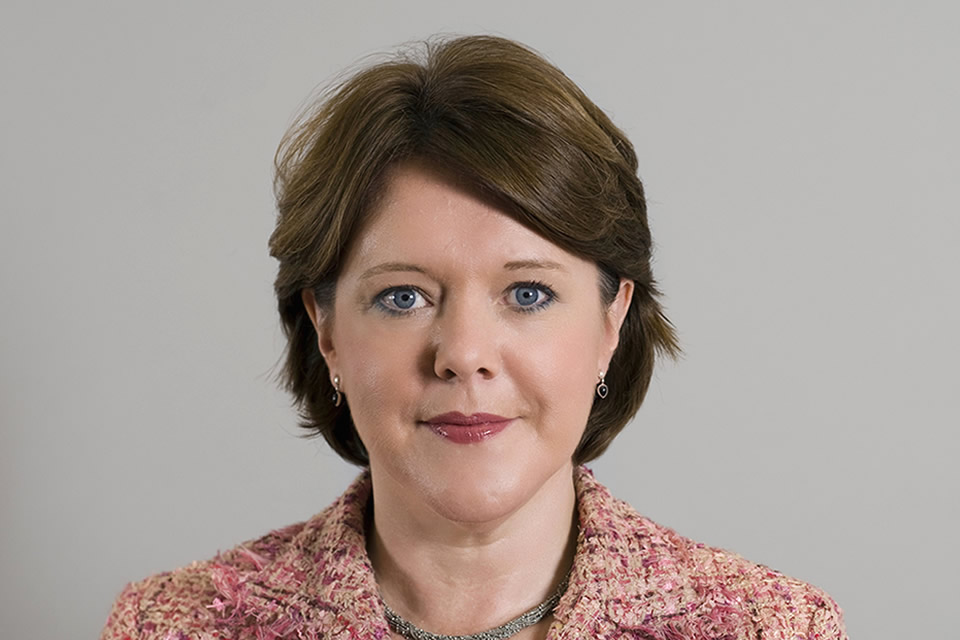 The Rt Hon Maria Miller