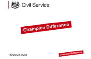 Champion Difference logo