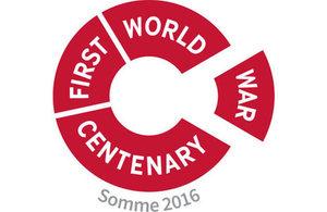 First World War Centenary Logo