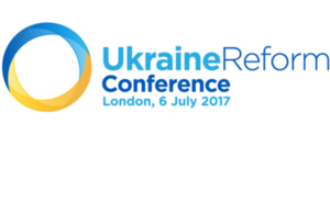 Ukraine Reform Conference, London 6 July 2017