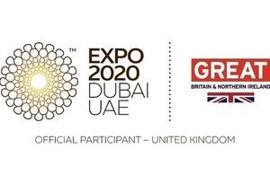 Expo2020 Official Participant full colour logo