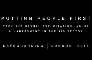 Safeguarding Summit 2018 logo
