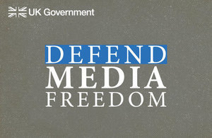 Defend Media Freedom