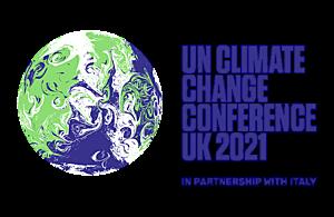 COP 26 logo