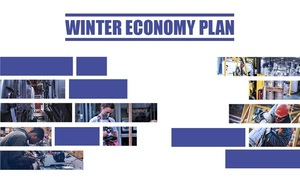 Winter Economic Plan logo