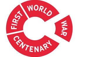 WW1 logo