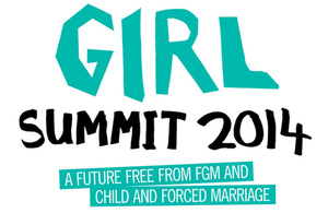Girl Summit 2014 logo