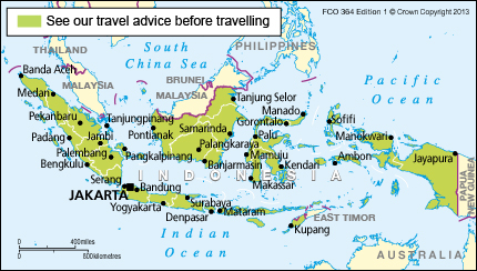 Indonesia travel advice - GOV.UK