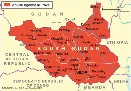 Entry requirements - South Sudan travel advice - GOV UK