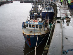 Fishing vessel Eshcol