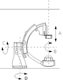 Biplane cardiovascular X-ray system