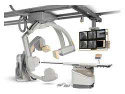 Biplane cardiovascular X-ray system - risk of interruption