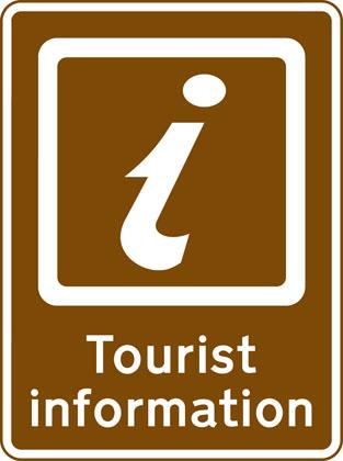 Tourist information point