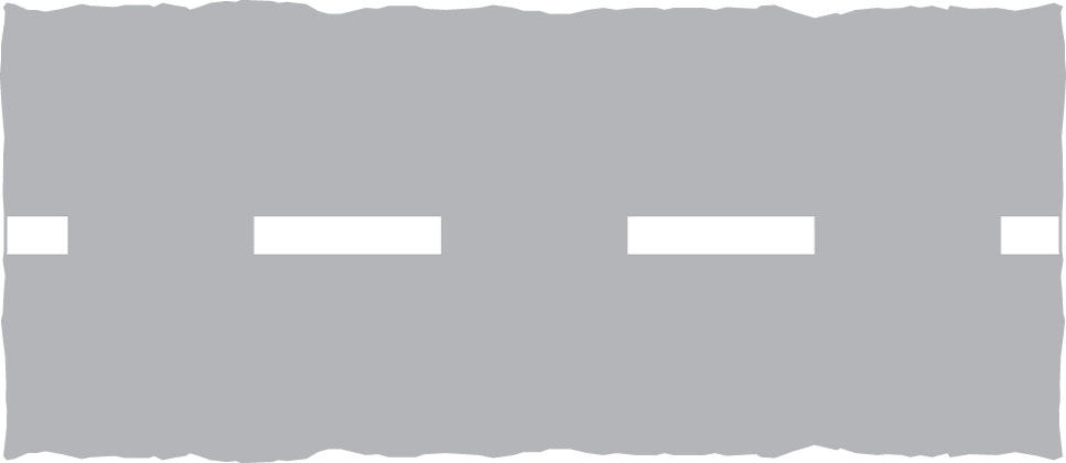 Give way to traffic from the right at a roundabout