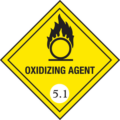 Oxidizing substance