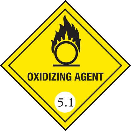 Oxidizing substance