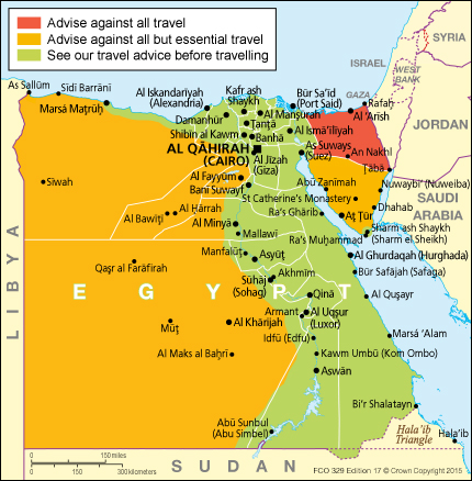 Entry requirements - Egypt travel advice - GOV.UK