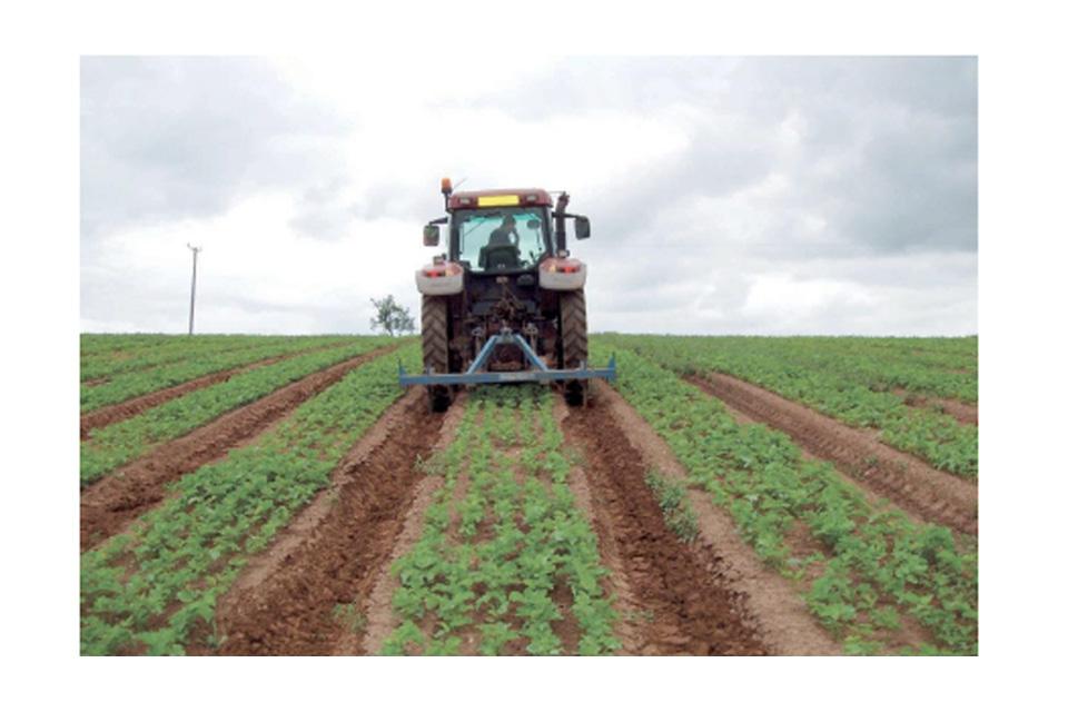 GAEC5 - loosing soil