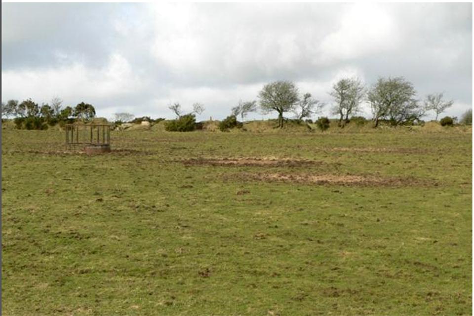 GAEC5 - flat dry land