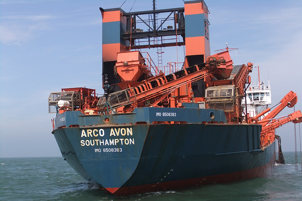 Photograph of Arco Avon