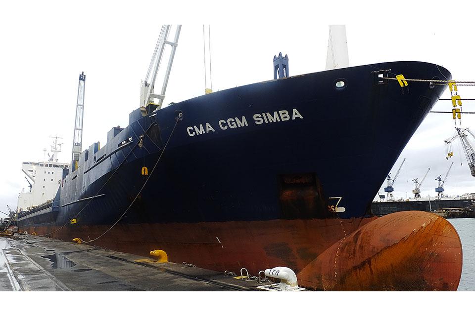 CMA CGM Simba