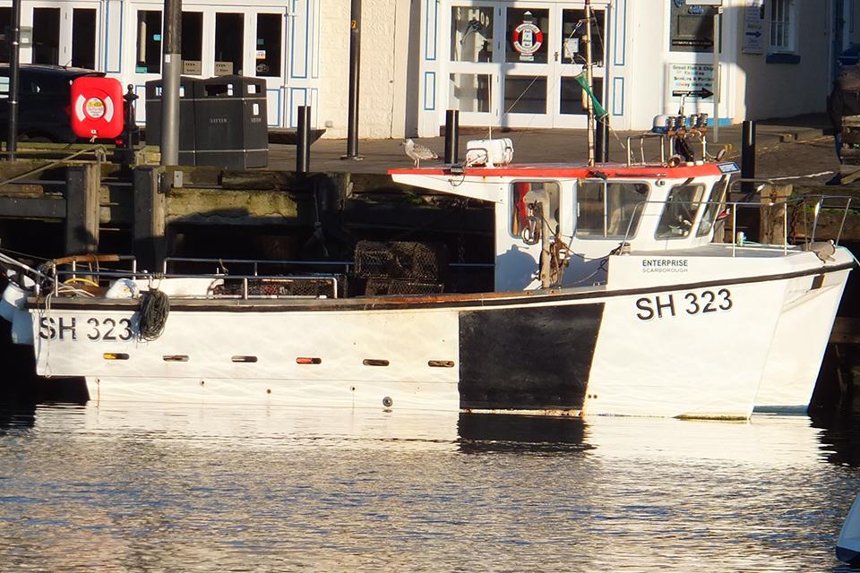 Fishing vessel Enterprise