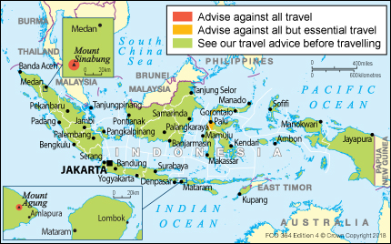 Local laws and customs  Indonesia travel advice  GOV.UK