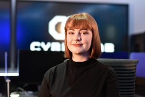 Katherine Hughes, Cyber Apprentice, at Energus