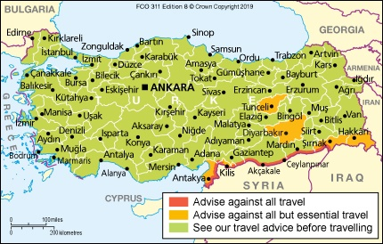 Local laws and customs - Turkey travel advice - GOV UK