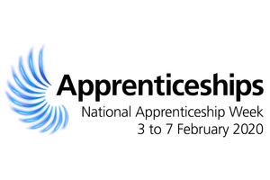 National Apprenticeship Week logo 2020