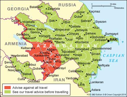 Azerbaijan travel advice - GOV UK