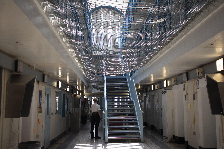 100 million crackdown on crime in prison - GOV UK