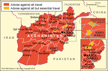 Afghanistan travel advice - GOV.UK on tibet map, grand trunk road india map, sindh india map, cochin india map, lumbini india map, ajanta india map, ayodhya india map, himalayan mountains map, qatar india map, hindu kush india map, ceylon india map, brahmaputra river map, gandhara india map, manila india map, kathmandu india map, chittagong india map, pataliputra india map, hyderabad india map, mohenjo-daro india map, mauryan empire map,