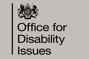 Logo for the Office for Disability Issues