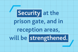 enhanced gate security strengthened caption